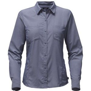 NWT The North Face Sunblocker Button Down Shirt